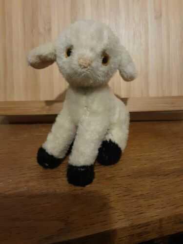 Vintage Mohair Lamb
