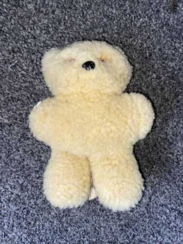 Vintage Sheepskin Small Teddy
