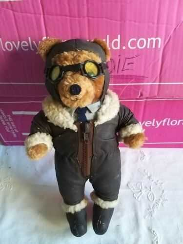 Vintage Flying Teddy Bear