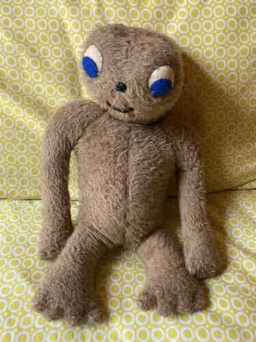 Vintage ET Teddy