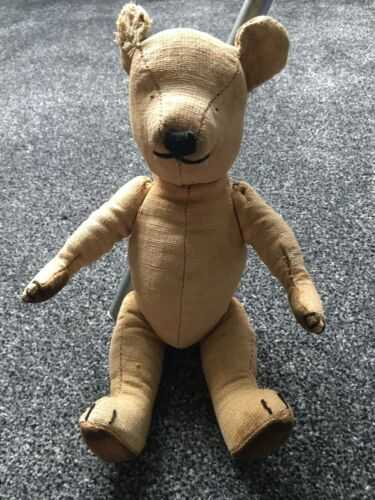 Very Loved Teddy Bear