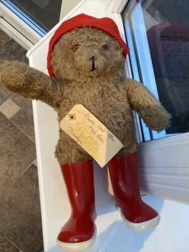 Vintage Paddington Bear /  Teddy bear