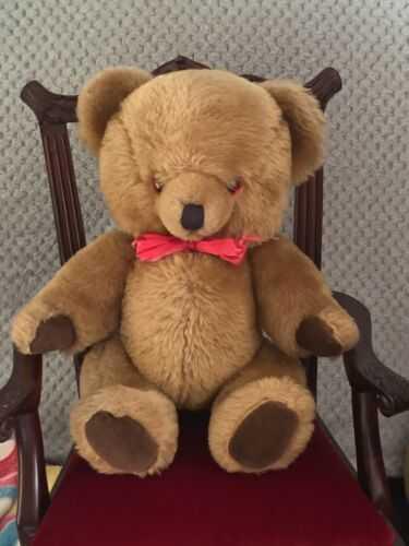 Vintage/Antique Teddy bear. Pedigree
