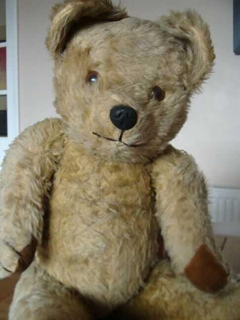 Old 1950's Teddy Bear